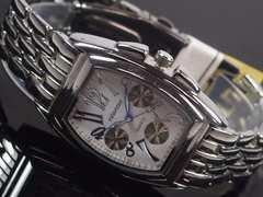 【送料無料】Vitarosoメンズ腕時計メタルウォッチクロノデザイン
