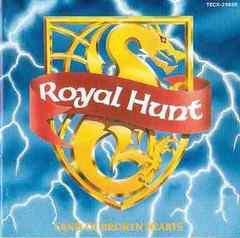 送料無料■ROYAL HUNT/LAND OF BROKEN HEARTS ロイヤルハント