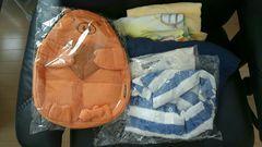 ドラッグストアーズF、4 5着とリュックのセット全部新品 モバペイ送料込み