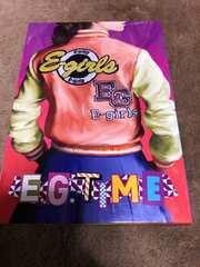 E-girls E.G.TIME 初回限定盤5枚組 Blu-ray付き