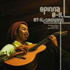 《Spinna B-ill 》ST-LL GROWING レゲエ スピナビル REGGAE