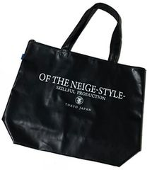 OF THE NEIGE-STYLE- ロゴトートバッグ 新品