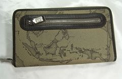 ●本物確実正規美品 プリマクラッセ ラウンドファスナー長財布