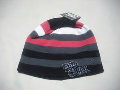 rc38 男 RIP CURL リップカール ニット帽 ビーニー ボーダー