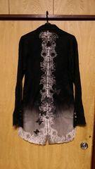 KMRIIケムリ Magnolia Cross Shirt/GD/RFM 1
