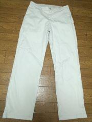 US白パンツ 34×32
