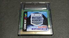 GBC X-MEN MUTANT ACADEMY (エックスメン ミュータントアカデミー) / ゲームボーイカラー