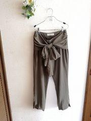 snidel☆リボン結びパンツ