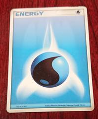 ポケモンカード 基本みずエネルギー エネルギー 2枚 AL3-MCN-LE8