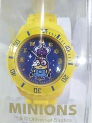 ミニオンズライフスポーツウォッチver.2(キッズ腕時計)イエロー(クラウン)