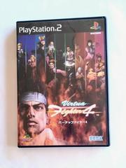 PS2 ソフト バーチャファイター 4 格闘 アクション PS2ソフト