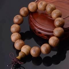 ■15�o玉 ラスト品 数珠 仏教 木製 ブレスレット 新品 送料無料
