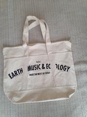 新品  earth music&ecology  ビッグバッグ