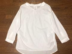 B:MING by BEAMS*ノーカラーシャツ*七分袖*フリーサイズ