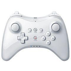 Wii U PRO コントローラー ワイヤレス 互換品 白