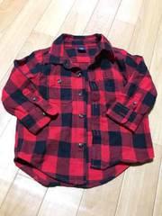 新品同様gapシャツ