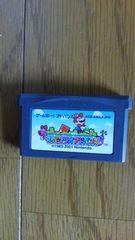 ゲームボーイソフトスーパーマリオアドバンス
