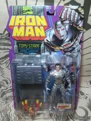 1995年【TOYBIZトイビズ】アイアンマン『トニー・スターク』フィギュア 未開封