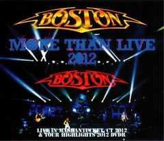 Boston ボストン Connecticut,USA 2012 &more (2CD 1DVD)