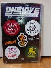☆GLAY☆ONE LOVE ドームツアー2001-2002☆マグネット