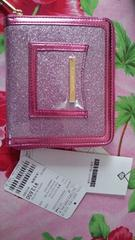 ASH&DIAMONDSグリッターピンク財布☆新品☆( ☆∀☆)  レア☆