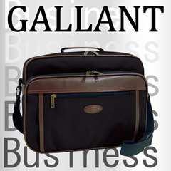 新品◆◆仕事元気◆機能満載!高級ビジネスバッグ◆/Gビ2/5