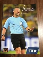 サッカー競技規則 2014/2015