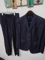 タケオキクチ/TAKEO KIKUCHI ストライプスーツ上下 2点セット 2