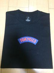 nitraid TOKYO 23 TEE(BLACK×ORANGE/M)(12S/S)
