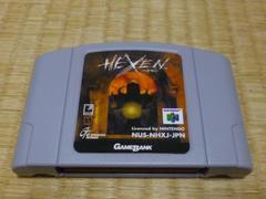 ○ N64ソフト HEXEN ヘクセン ソフトのみ
