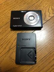 SONY デジタルカメラ cyber-shot W550 中古品