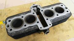 Z400FX純正シリンダー良品 Z550FXゼファー400GS400CBX400エンジンキャブマフラー