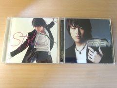 SE7EN CD「STYLE」「スタートライン」2枚セット セブン韓国K-POP