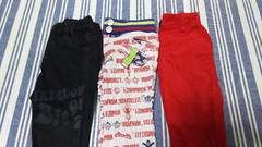 Bitz、WAM、H&M ブランド3点  パンツ