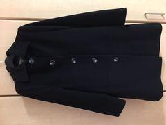 正規品 Viaggio Blu ビアッジョブルー コート ブラック 0 美品
