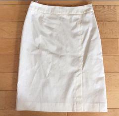美品☆ タイトスカート 白色