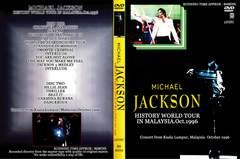 ≪送料無料≫マイケルジャクソン HISTORY TOUR IN MALAYSIA 1996