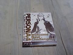 【新品PS3】ペルソナ4 アルティメットウルトラスープレックス
