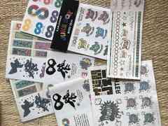 関ジャニ∞ ボディシール ∞祭 十祭 関ジャニズム JUKE BOX