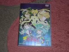 ☆美少女戦士 セーラームーンS 7 DVD★