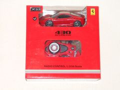 フェラーリ★430 SCUDERIA RADIO CONTRL 1/32th Scale 欠品無し