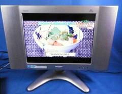 15インチ 液晶テレビ シャープ SHARP AQUOS アクオス 動作品