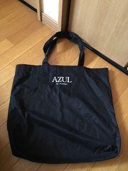 AZUL黒布ショ袋大新品未使用