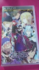 PSP☆魔女王☆通常版中古クインロゼ