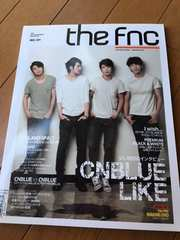 【CNBLUE表紙】 THE FNC MAGAZINE No.1 (メイキングDVD付)