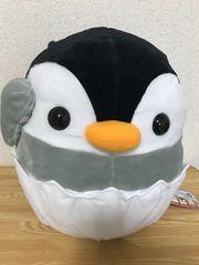 たまごからことり隊【ペンギンの赤ちゃん】BIGぬいぐるみ♪