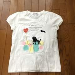【Leap Lippin】プードル両面プリントTシャツ