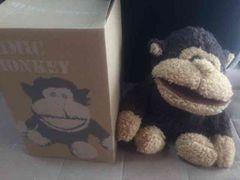 ミミックモンキー おしゃべりモンキー人形