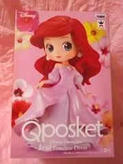 ■Qposket■Disney Characters〜Ariel Princess Dress〜Bタイプ■