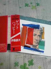 伊藤銀次アルバム ゲットハッピー